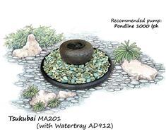 ... Oriental Garden Accessories · Picture Of Tsukubai