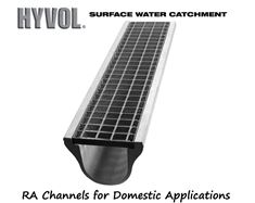 Picture of RA Drainage Channels