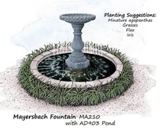 Picture of Mayersbach Fountain