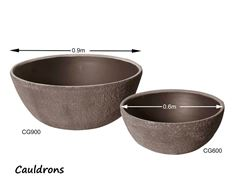 Picture of Planters - Cauldrons