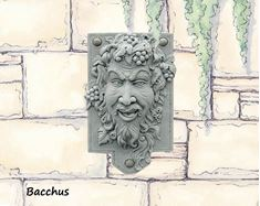 Picture of Bacchus Wall Fountain